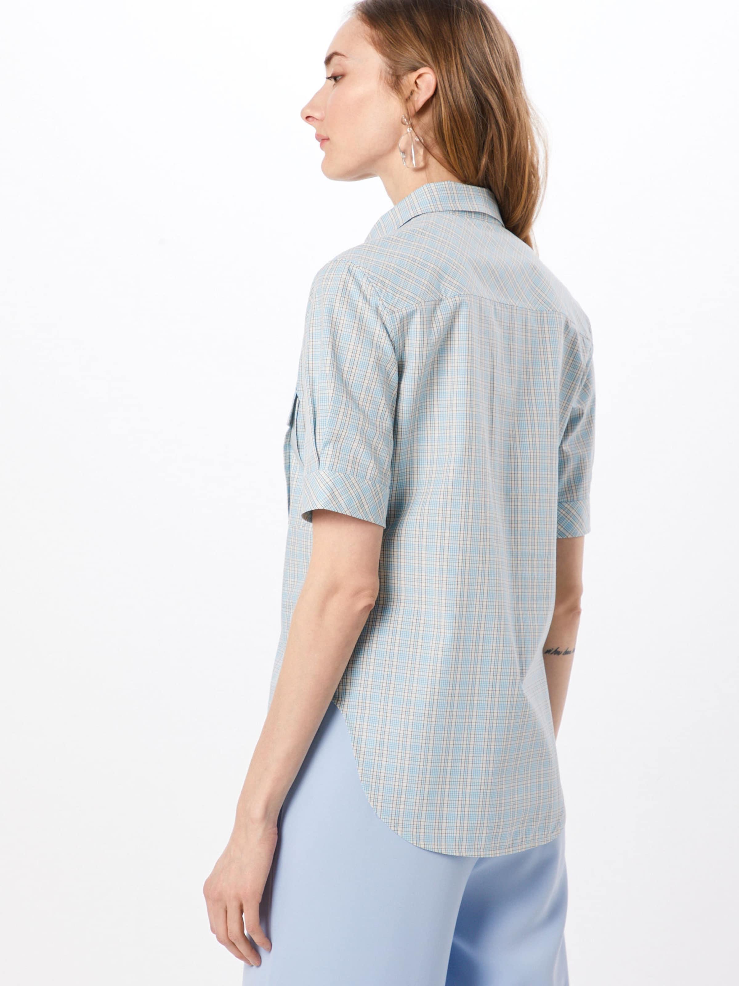 Bluse Klein Chk In Blau Ss' 'farmhouse Calvin Shirt OPlkXuwZiT
