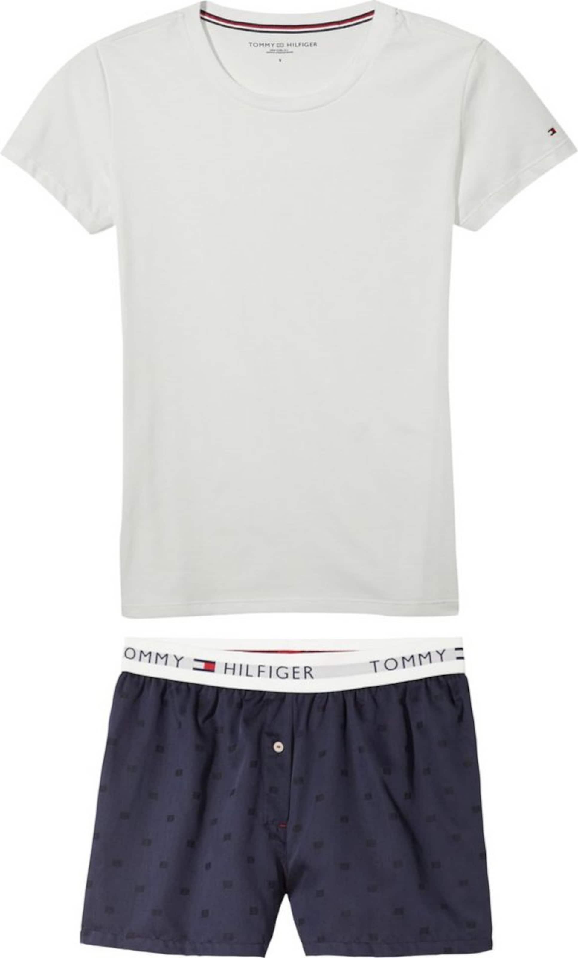 TOMMY HILFIGER Pyjama Billig Verkauf Fabrikverkauf Bester Großhandel VmRacxSh