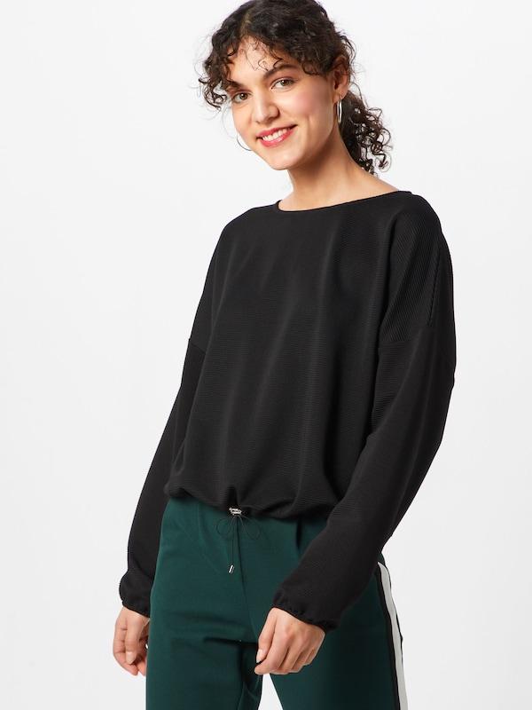 Opus Sweat En 'goneta' Noir shirt iXZkuP