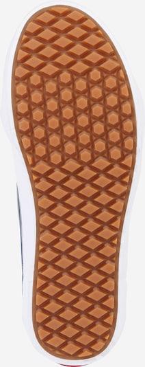 VANS Augstie apavi 'Sk8-Hi Mte' pieejami zils / kamuflāžas / balts: Skats no apakšas