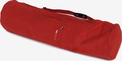 YOGISTAR.COM Yogatasche Basic - Zip - Extra Big - Cotton - 80 Cm in rot, Produktansicht