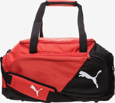 PUMA Sporttasche 'Liga Large' in rot / schwarz, Produktansicht