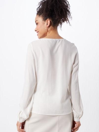 VERO MODA Bluzka 'VMSARAH' w kolorze białym: Widok od tyłu