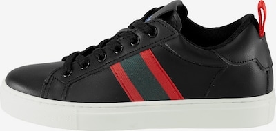 heine Sneakers low in Red / Black, Item view