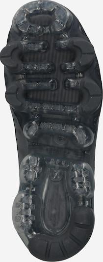 Nike Sportswear Baskets 'Air Vapor Max' en gris chiné / noir: Vue de dessous