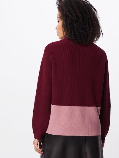 Megztinis 'Wenevery' iš BOSS , spalva - raudona: Vaizdas iš galinės pusės