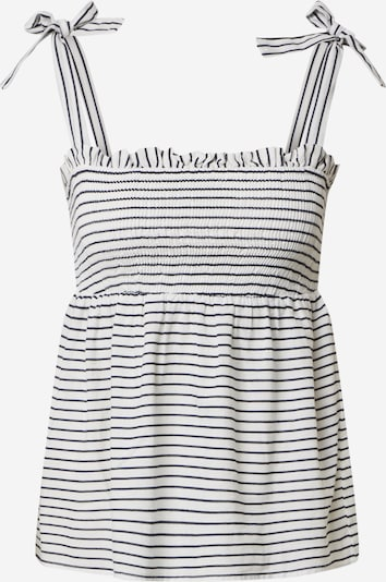 VERO MODA Top 'VMHELI' in Blue / White, Item view