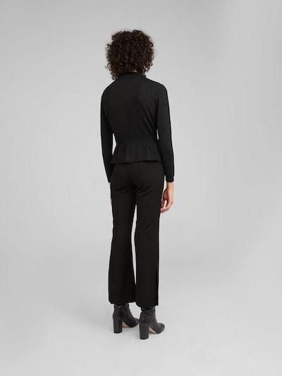 Kelnės 'Saba' iš EDITED , spalva - juoda: Vaizdas iš galinės pusės