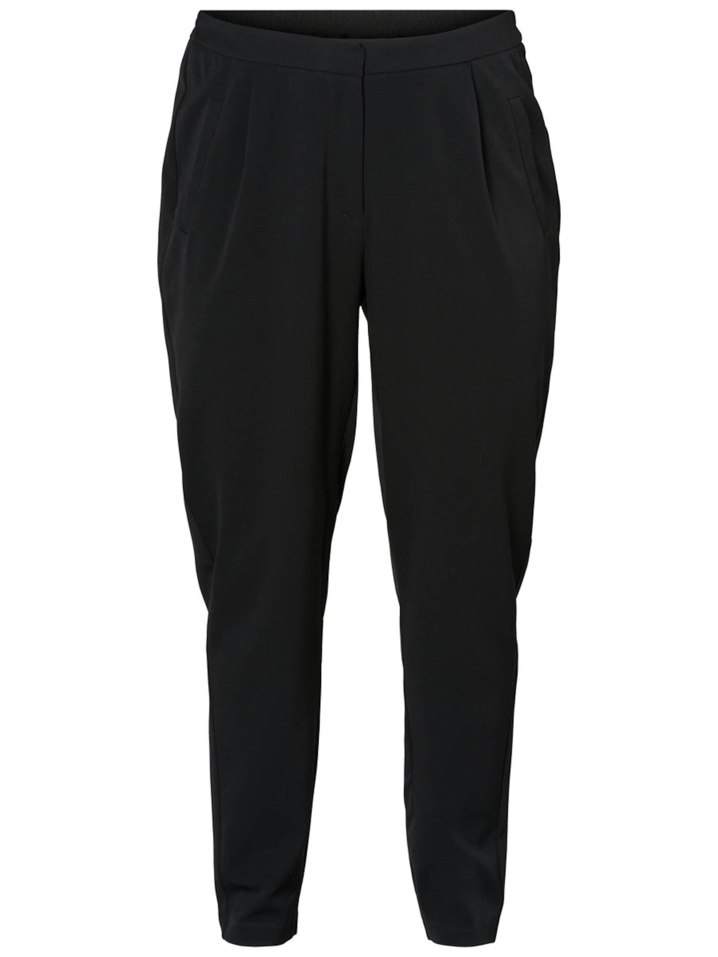 Junarose Pantalon Noir À En Pince BoedrCx