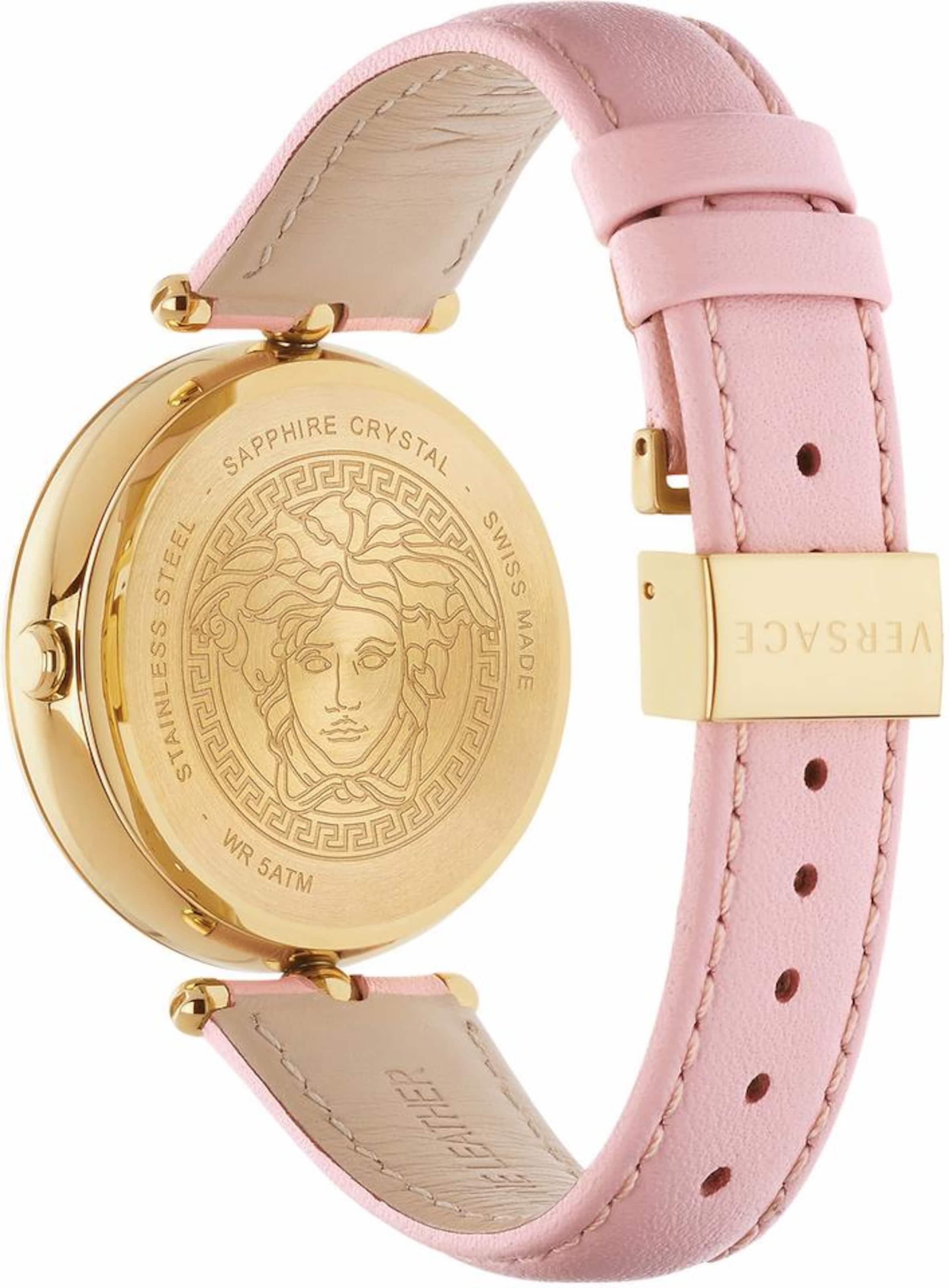 VERSACE Schweizer Uhr »PALAZZO, VCO030017«