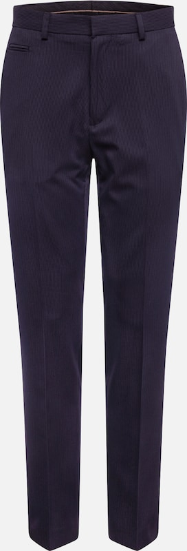 BURTON MENSWEAR LONDON Hose in navy: Frontalansicht