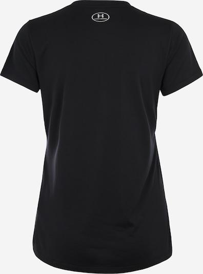 UNDER ARMOUR Funktionsshirt in schwarz: Rückansicht