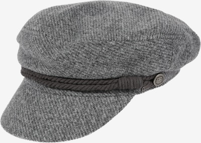Barts Bonnet 'Skipper' en gris, Vue avec produit