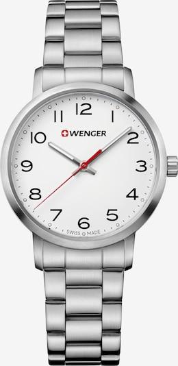 WENGER Uhr 'Avenue' in silber, Produktansicht