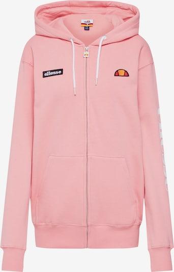 ELLESSE Sweatvest 'SERINATAS' in de kleur Rosa, Productweergave