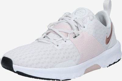 NIKE Fitnessschuh 'City Trainer 3' in creme / rosé, Produktansicht