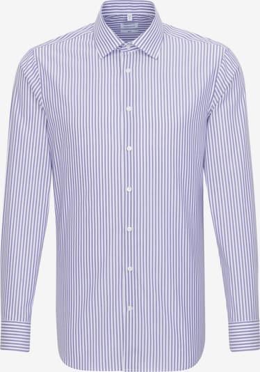 SEIDENSTICKER Hemd in lila / weiß, Produktansicht