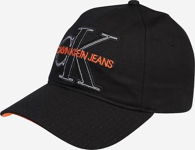 Calvin Klein Jeans Kšiltovka - oranžová / černá, Produkt