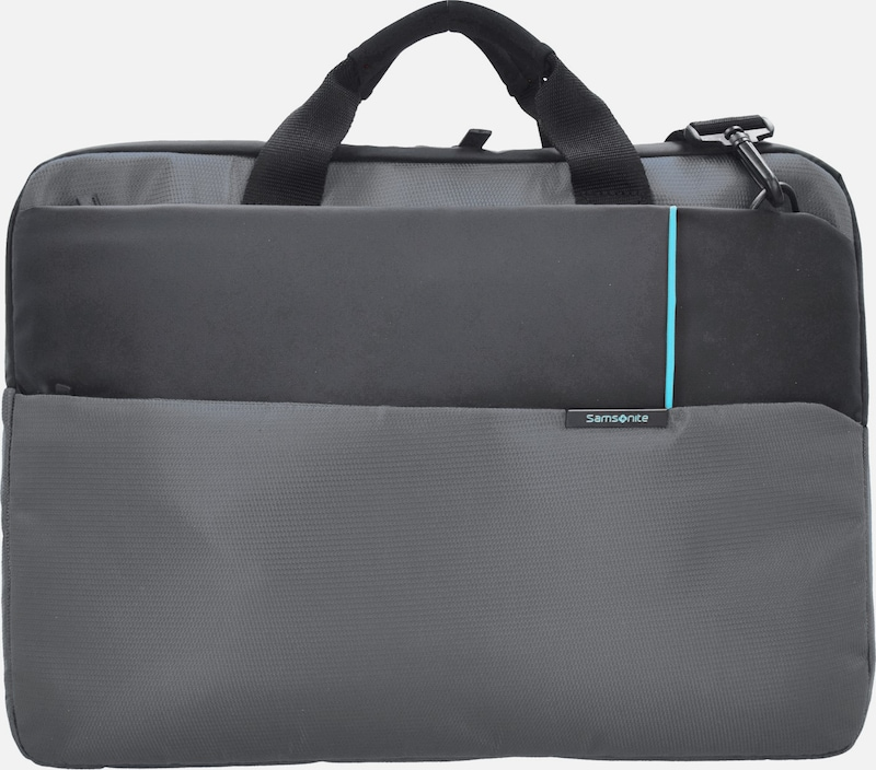 SAMSONITE Qibyte Businesstasche 45 cm Laptopfach