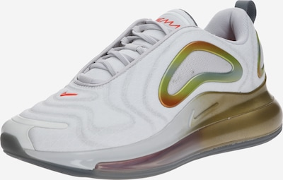 Nike Sportswear Baskets basses 'Air Max 720' en gris / orange / blanc, Vue avec produit