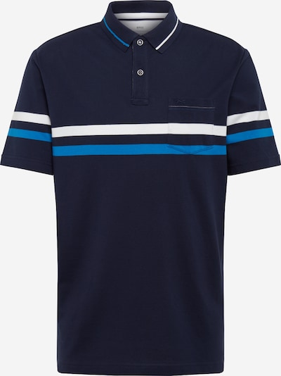 BRAX Tričko 'Piero' - tmavomodrá, Produkt