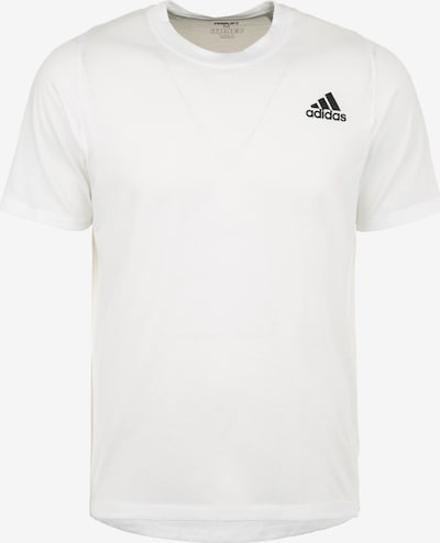 ADIDAS PERFORMANCE Functioneel shirt 'Freelift Sport Prime Lite' in de kleur Zwart / Wit, Productweergave