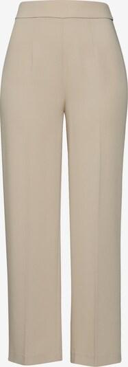 EDITED Pantalon à plis 'Anne' en beige / blanc cassé, Vue avec produit