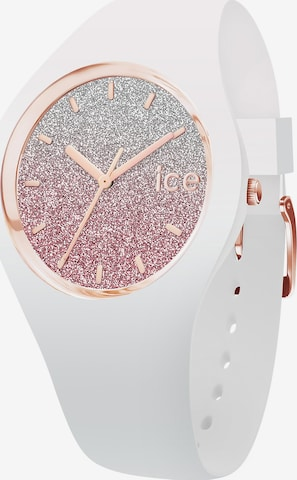 ICE WATCH Analog Watch 'ICE lo' in Pink