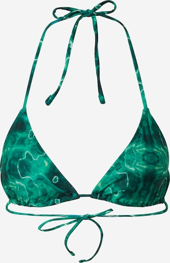 LeGer by Lena Gercke Bikinitop 'Metinda' in dunkelgrün, Produktansicht