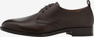 MANGO MAN Schuh 'Hft Pitti' in braun, Produktansicht