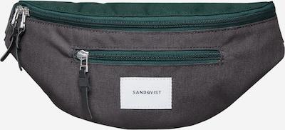SANDQVIST Gürteltasche 'Aste' in grau / khaki, Produktansicht