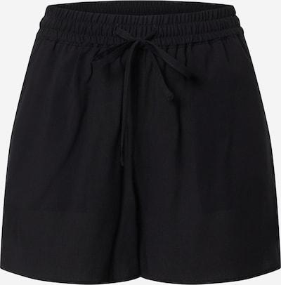 VERO MODA Spodnie 'VMSIMPLY EASY NW SHORTS WVN' w kolorze czarnym, Podgląd produktu
