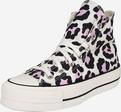 CONVERSE Sneaker 'CHUCK TAYLOR ALL STAR LIFT - HI' in schwarz / weiß, Produktansicht