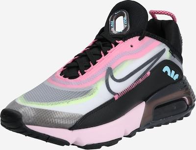 Nike Sportswear Ниски сникърси 'Air Max 2090' в розово / черно / бяло, Преглед на продукта