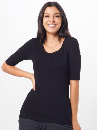 OPUS Shirt in de kleur Zwart: Vooraanzicht
