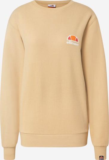 ELLESSE Sweatshirt 'HAVERFORD' in braun, Produktansicht