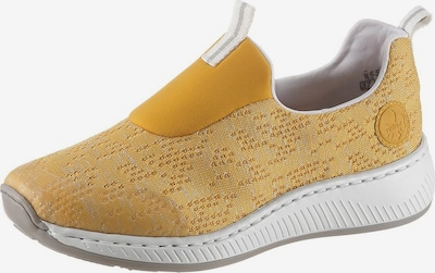 sárga melír RIEKER Belebújós cipők, Termék nézet