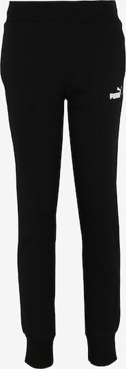 Pantaloni sport PUMA pe negru, Vizualizare produs