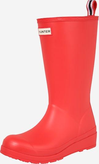 HUNTER Gumijas zābaki 'Original Play Boot', krāsa - sarkans, Preces skats