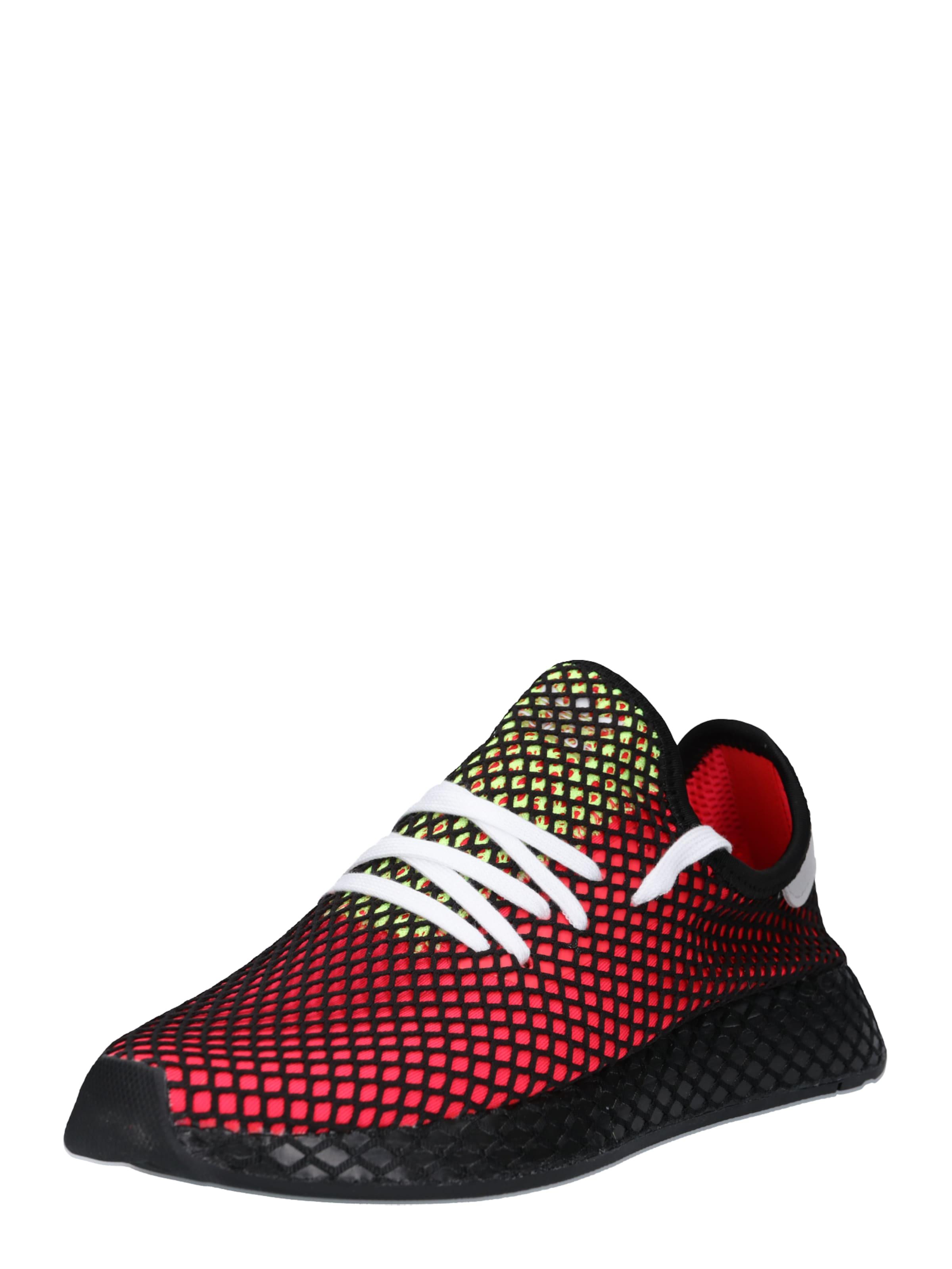 Adidas WeißOffwhite In 'deerupt Sneaker Runner' Originals BedxorC