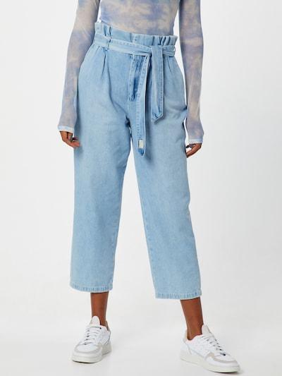 Kelnės iš Herrlicher , spalva - mėlyna, Modelio vaizdas