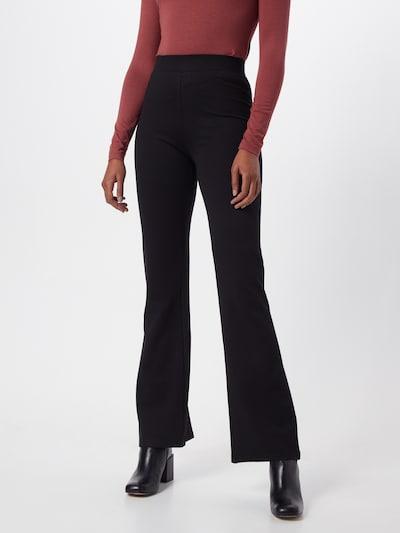 JACQUELINE de YONG Lærredsbukser i sort, Modelvisning
