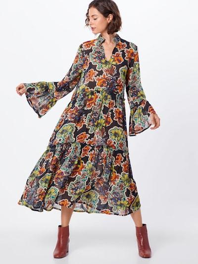 Gestuz Kleid 'Florita' in mischfarben / schwarz, Modelansicht