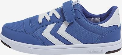 Hummel Sneaker 'Stadil Repstop' in blau / weiß, Produktansicht