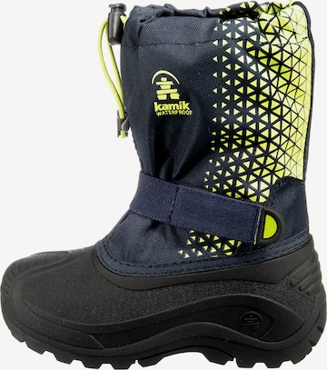 myToys-COLLECTION Winterstiefel in Blau
