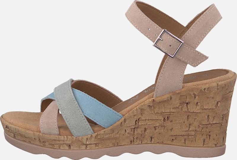 Haltbare Mode billige Schuhe s.Oliver RED LABEL | Wedgesandale Wedgesandale Wedgesandale Schuhe Gut getragene Schuhe 16b427