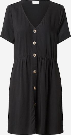 VILA Kleid in schwarz: Frontalansicht