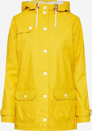 Derbe Jacke in gelb, Produktansicht