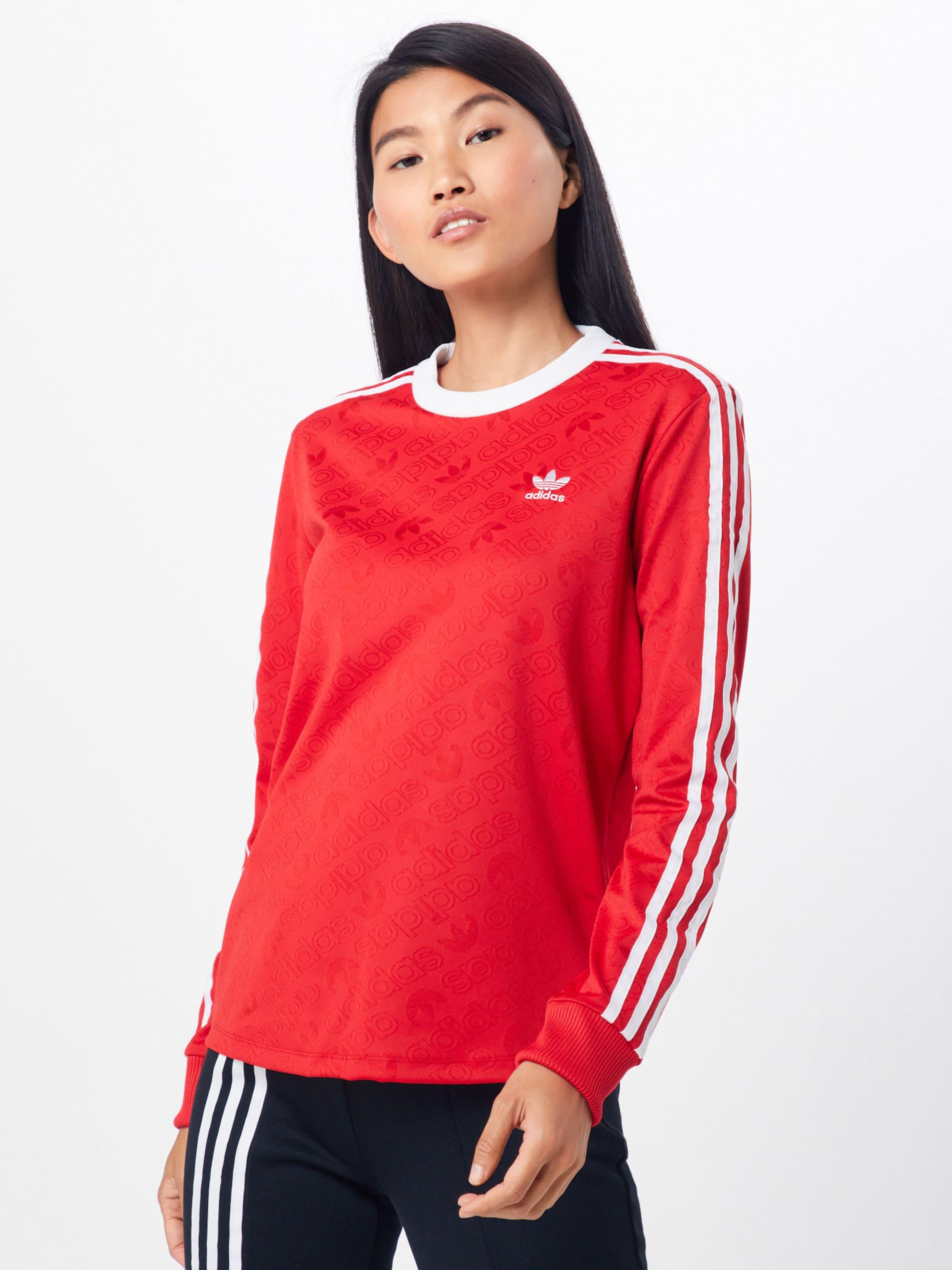 Originals Rouge T shirt Adidas En derCxBoQW