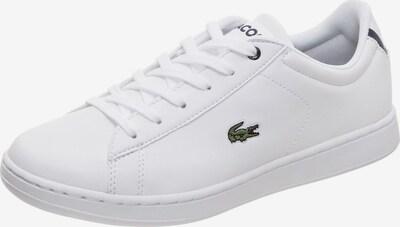 LACOSTE Sneaker 'Carnaby Evo' in weiß, Produktansicht